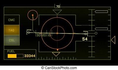 aviation radar GPS navigation