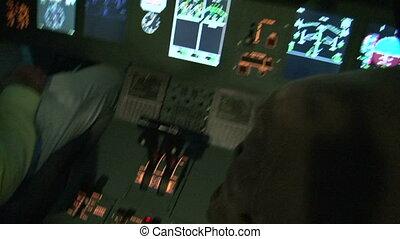 Aviation simulator