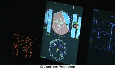 Aviation simulator