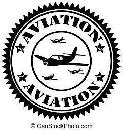 Aviation-stamp