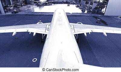 Aviation - Shot in a series of Aviation