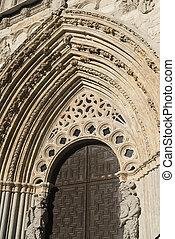 Avila (Castilla y Leon, Spain): cathedral