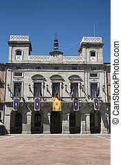 Avila (Castilla y Leon, Spain): buildings