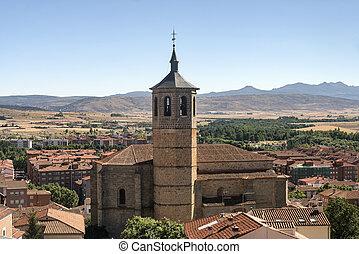 Avila (Castilla y Leon, Spain)