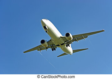 avion passager