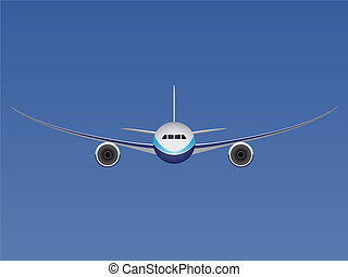 avion, vecteur