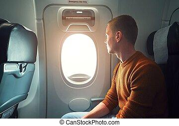 avion, voyager