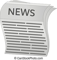 avis, vektor, illustration