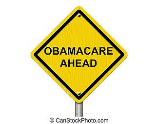aviso, aproximadamente, obamacare