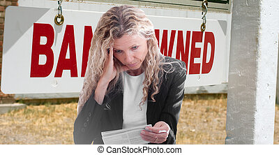 aviso, foreclosure