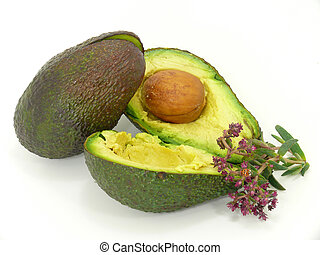 avocado, fruit - avocado