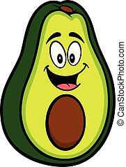 avocado, mascotte