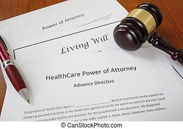 avocat, puissance