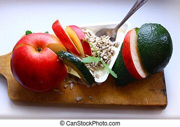 avokado - fruit vegetables