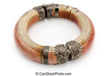 avorio, braccialetto