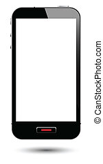 avskärma, smartphone