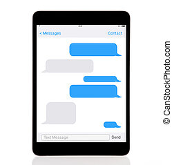 avskärma, sms, pratstund, kompress, ?omputer