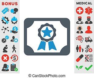 Award Diploma Icon