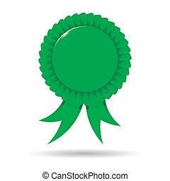 Award Green Ribbon