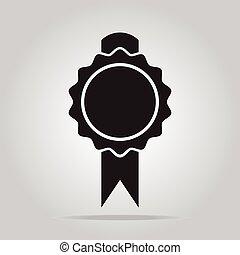 Award Icon Sign