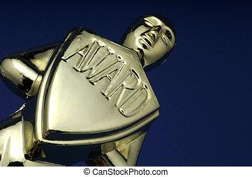 Award - Gold Trophy Award