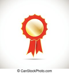 Award Ribbon Illustration