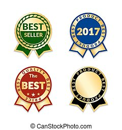 award ribbon the best seller