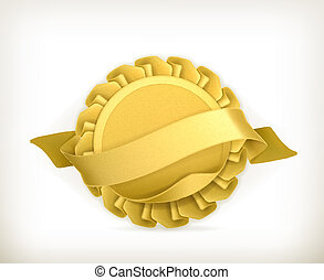 Award, vector