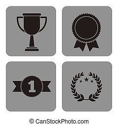 awards items icons