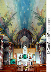 Awe Inspiring Painted Church