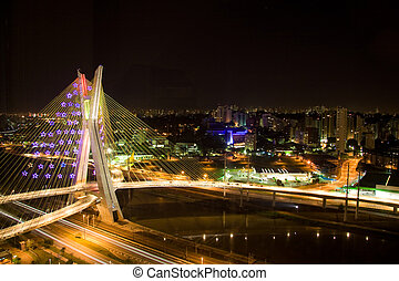 Awesome Bridge - Picture of an awesome bridge built over the...
