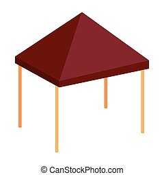 Dome Awning Vector Clipart Eps Images 1 539 Dome Awning