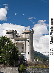 Aymavilles Castle, Italy