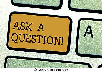 ayuda, foto, computadora, soluciones, teclado, mensaje, experto, crear, escritura, intention, texto, conceptual, consejo, empresa / negocio, actuación, question., respuestas, mano, llave, escritorio, pregunte, mirada, idea.
