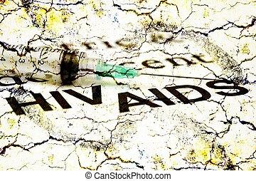 Ayudas,  -, VIH