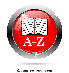 AZ book icon