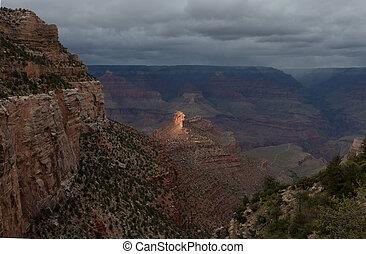 AZ-Grand Canyon-Bright Angel Trail