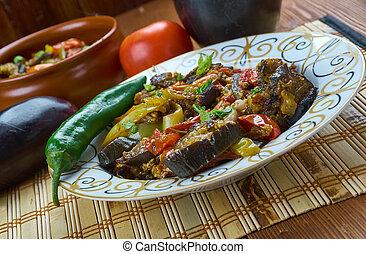 Azerbaijani adjab-sandal - adjab-sandal - Azerbaijani dish ...
