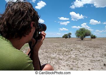 azione, fotografo