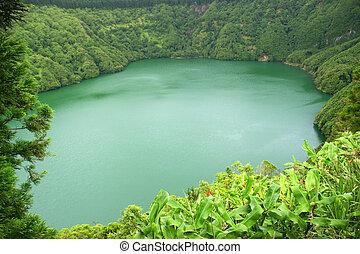 azores lakes