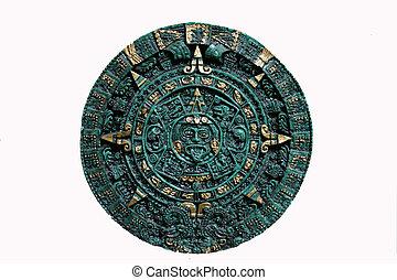 aztécký, kalandr