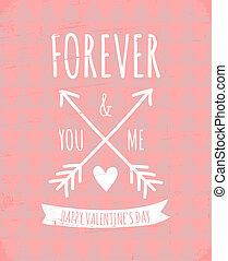 Aztec Pattern Valentine's Day Desig