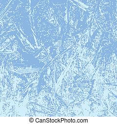 azul, abstratos, fundo, textured
