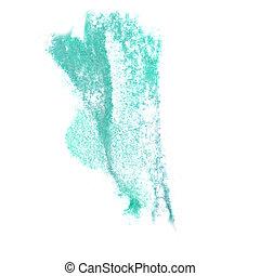 azul, abstratos, insulto, aquarela, desenho, fundo, seu