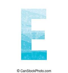 azul, alfabeto, mercado de zurique
