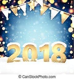 azul, ano novo, 2018, experiência.