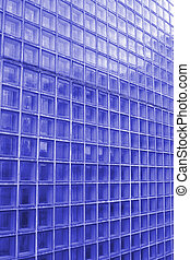 azul, azulejo, claro