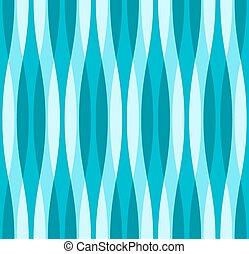 azul, backg, turquesa, ondulado, blanco