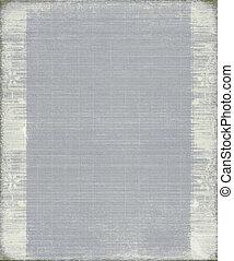 azul, bambu, pálido, guarnecido suportes, fundo