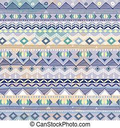 azul bebê, tribal, impressão